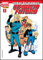 Geração Marvel - Quarteto Futuro # 3