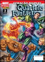 Geração Marvel - Quarteto Fantástico # 3