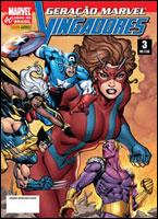 Geração Marvel - Vingadores # 3
