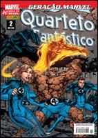 Geração Marvel - Quarteto Fantástico # 2