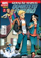 Geração Marvel - Quarteto Futuro # 2