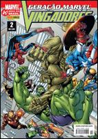 Geração Marvel - Vingadores # 2