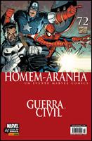 Homem-Aranha # 72