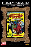 Homem-Aranha - Grandes Desafios # 5 - O Segredo de Peter Parker