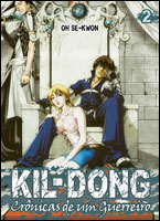 Kil-Dong, crônicas de um guerreiro # 2