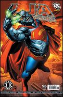 Liga da Justiça # 56