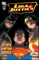 Liga da Justiça # 58