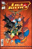 Liga da Justiça # 60