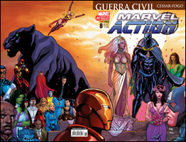 Marvel Action # 8