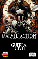 Marvel Action # 12