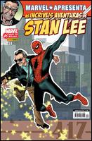 Marvel Apresenta # 31 - As Incríveis Aventuras de Stan Lee
