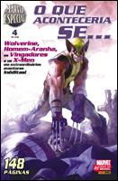 Marvel Especial # 4 - O que aconteceria se...