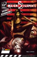 Mulher-Serpente # 1