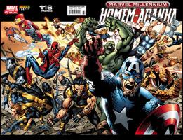 Marvel Millennium - Homem-Aranha # 64