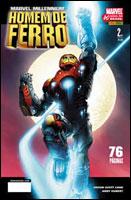 Marvel Millennium Homem de Ferro # 2