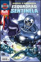 Marvel Apresenta # 29 - Esquadrão Sentinela