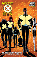 Novos X-Men - E de Extinção