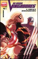 Os Novos Vingadores # 40