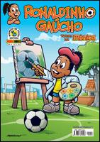 Ronaldinho Gaúcho e Turma da Mônica # 4