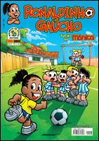 Ronaldinho Gaúcho e Turma da Mônica # 8