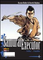 Samurai Executor # 4