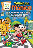 Turma da Mônica - Uma aventura com o Cauê e a Turma nos Jogos Pan-Americanos