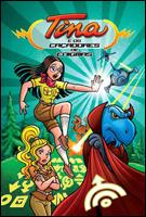 Tina e os Caçadores de Enigmas # 2