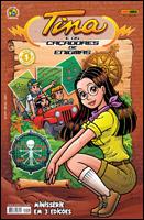 Tina e os Caçadores de Enigmas # 1