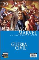 Universo Marvel # 29