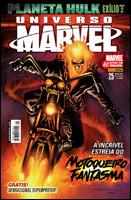 Universo Marvel # 25