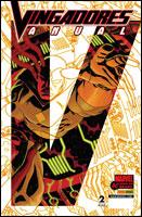 Vingadores Anual #2
