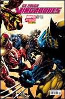 Os Novos Vingadores # 41