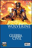 Wolverine # 32