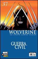 Wolverine # 37