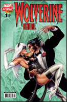 Wolverine Anual # 1