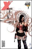 X-23 - Alvo X # 1