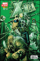 X-Men # 72