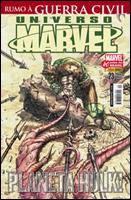 Universo Marvel # 24