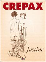 Justine, de Guido Crepax