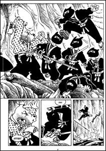 Usagi Yojimbo - Sombras da Morte
