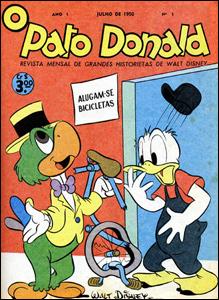 Pato Donald #1