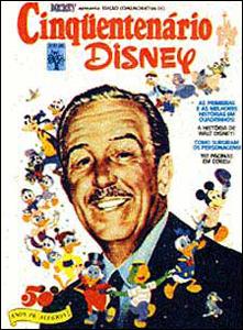 Cinqüentenário Disney
