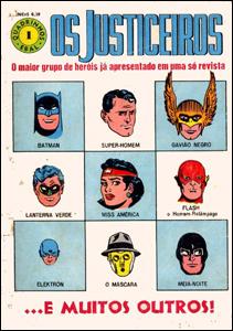 Os Justiceiros #1