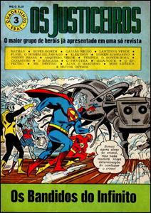 Os Justiceiros #3