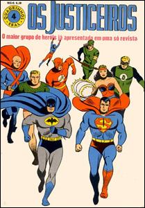 Os Justiceiros #4