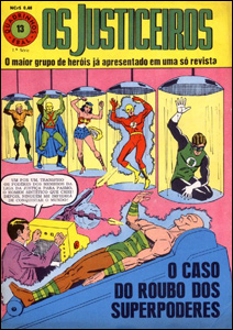 Os Justiceiros #13