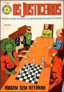 Os Justiceiros #15