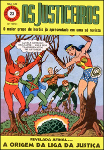 Os Justiceiros #23