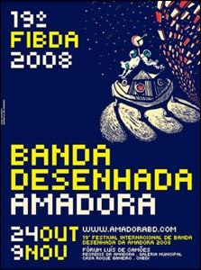 19º Festival Internacional de Banda Desenhada de Amadora