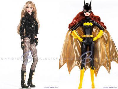 Canário Negro e Batgirl